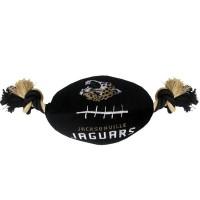Jacksonville Jaguars Football Pet Toy