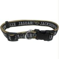 Jacksonville Jaguars Pet Collar By Pets First