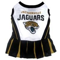 Jacksonville Jaguars Cheerleader Pet Dress