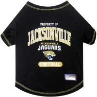 Jacksonville Jaguars Pet T-Shirt