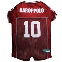 Jimmy Garoppolo #10 Pet Jersey