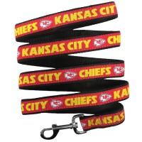 Kansas City Chiefs Pet Leash By Pets First
