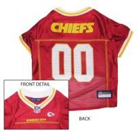 Kansas City Chiefs Dog Jersey