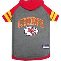 Kansas City Chiefs Pet Hoodie T-Shirt