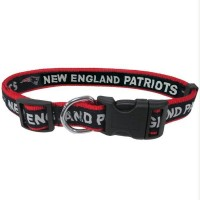New England Patriots Pet Collar By Pets First