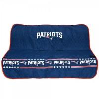 New England Patriots Pet Car Seat Cover