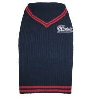 New England Patriots Dog Sweater