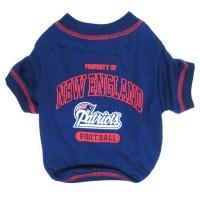 New England Patriots Dog T-Shirt