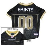 New Orleans Saints Dog Jersey