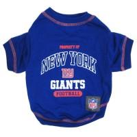 New York Giants Dog T-Shirt