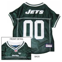 New York Jets Dog Jersey