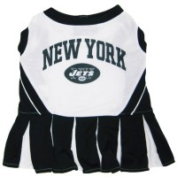 New York Jets Cheerleader Dog Dress