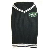 New York Jets Dog Sweater