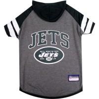 New York Jets Pet Hoodie T-Shirt