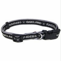 Oakland Raiders Pet Collar By Pets First