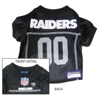 Oakland Raiders Dog Jersey