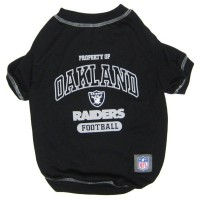 Oakland Raiders Dog T-Shirt