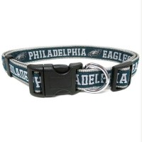 Philadelphia Eagles Pet Collar By Pets First