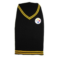 Pittsburgh Steelers Dog Sweater