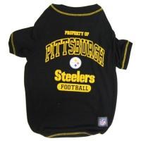 Pittsburgh Steelers Dog T-Shirt