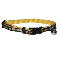 Pittsburgh Steelers Breakaway Cat Collar