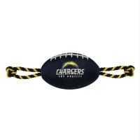 Los Angeles Chargers Pet Nylon Football