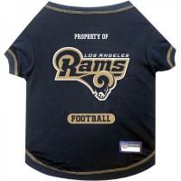Los Angeles Rams Pet T-Shirt