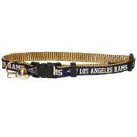 Los Angeles Rams Breakaway Cat Collar