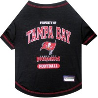 Tampa Bay Buccaneers Pet T-Shirt