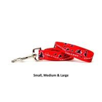 Atlanta Falcons Nylon Pet Leash