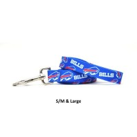 Buffalo Bills Nylon Pet Leash