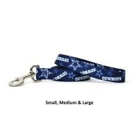 Dallas Cowboys Nylon Pet Leash