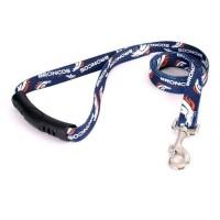 Denver Broncos EZ Grip Nylon Pet Leash