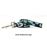 Green Bay Packers Nylon Pet Leash