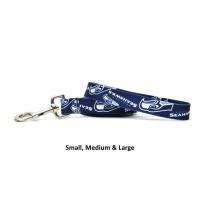 Seattle Seahawks Nylon Pet Leash