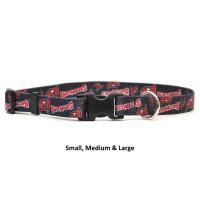 Tampa Bay Buccaneers Nylon Pet Collar