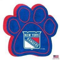 New York Rangers Paw Squeak Toy