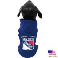 New York Rangers Pet Hoodie
