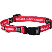 Chicago Blackhawks Pet Collar
