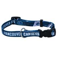 Vancouver Canucks Pet Collar