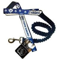 Toronto Maple Leafs Bungee Ribbon Pet Leash