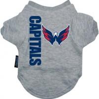 Washington Capitals Dog T-Shirt