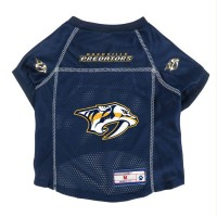 Nashville Predators Pet Mesh Jersey