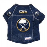 Buffalo Sabres Pet Mesh Jersey