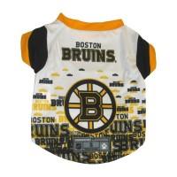 Boston Bruins Pet Performance Tee