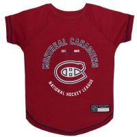 Montreal Canadiens Pet T-Shirt