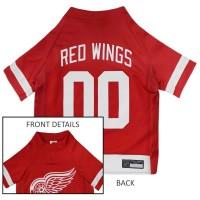 Detroit Red Wings Pet Jersey
