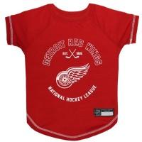 Detroit Red Wings Pet T-Shirt
