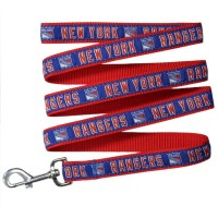 New York Rangers Pet Leash By Pets First