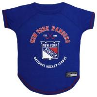 New York Rangers Pet T-Shirt
